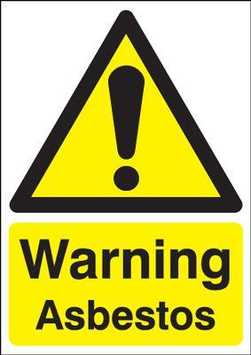 Warning Asbestos Signs