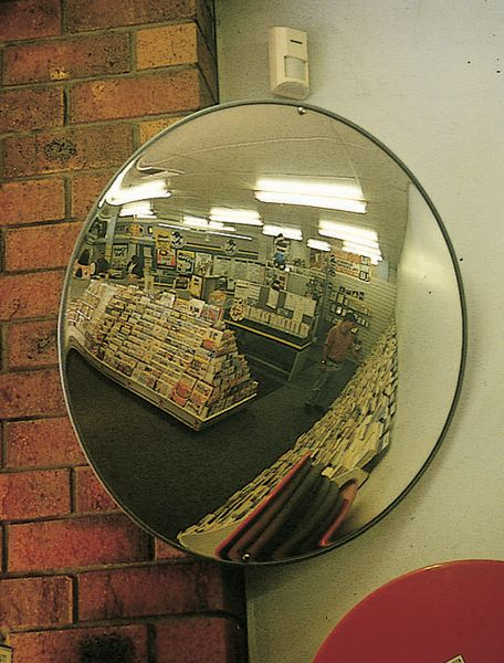Interior Convex Acrylic Mirrors