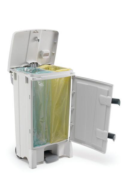 Open Up Waste Separator Bins