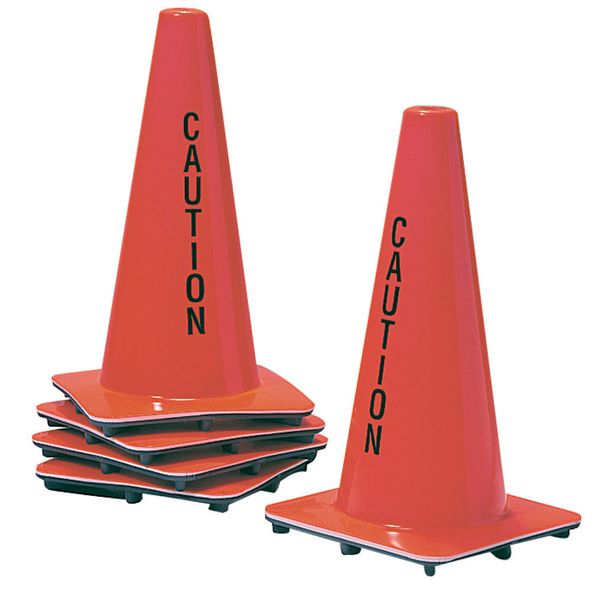 High Visibility Warning Cone