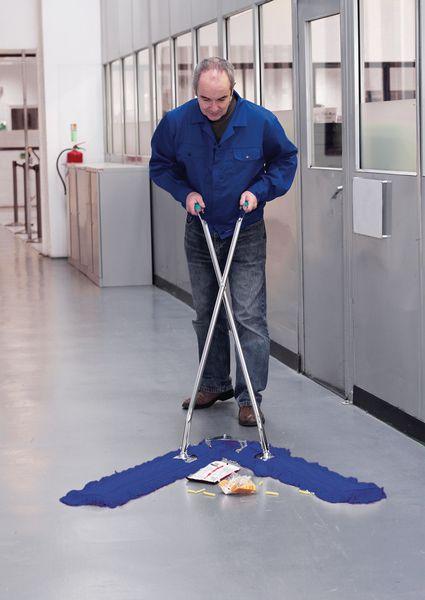 Complete 'V' Sweeper