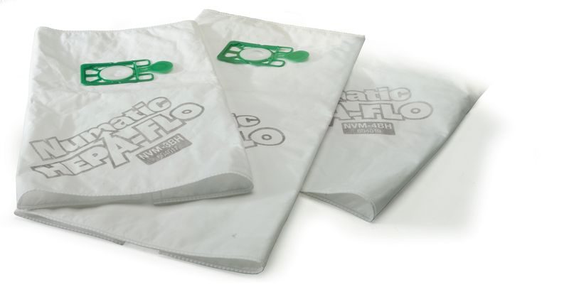 Replacement Bags for Numatic Wet & Dry Vacuum