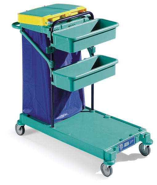 Tray and Bag Trolley