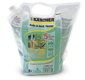 Karcher Pressure Washer Detergents