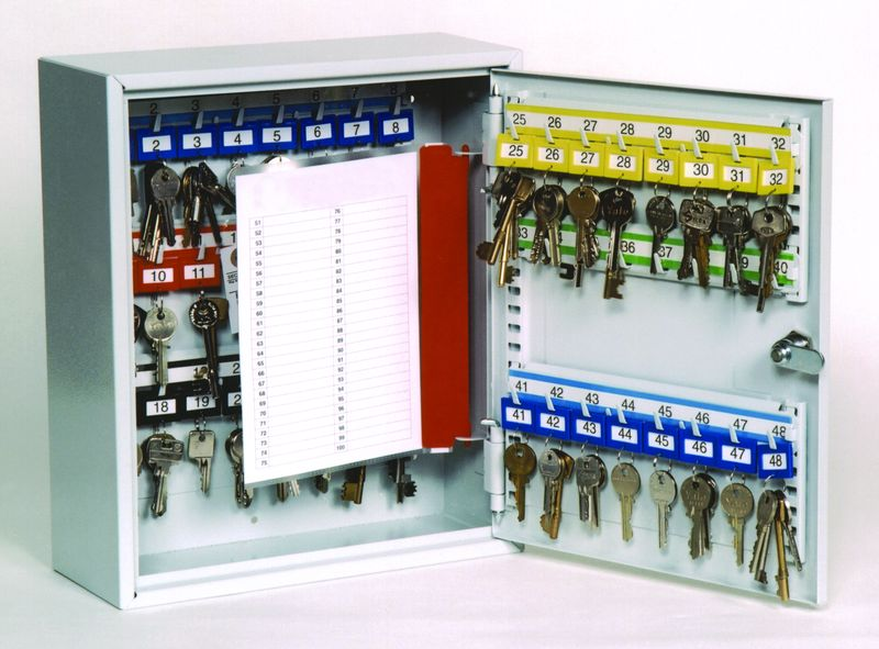 Deep System Key Cabinets