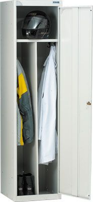 Utility Lockers - Clean & Dirty Lockers