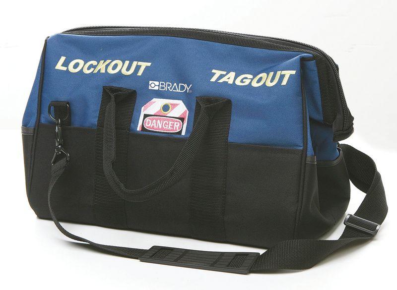 Lockout/Tagout Storage Bag