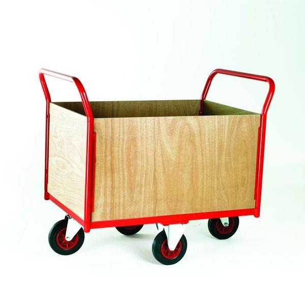 Premier Platform Trucks - Diamond 250 kg Load Capacity