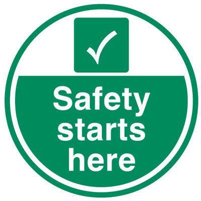 Anti-Slip Floor Signs - Safety Starts Here