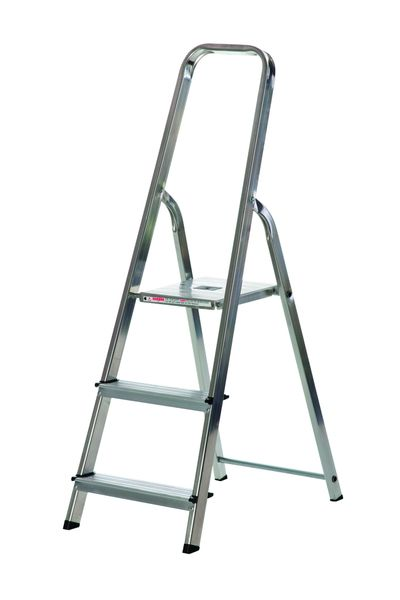 Light-Duty Aluminium Steps