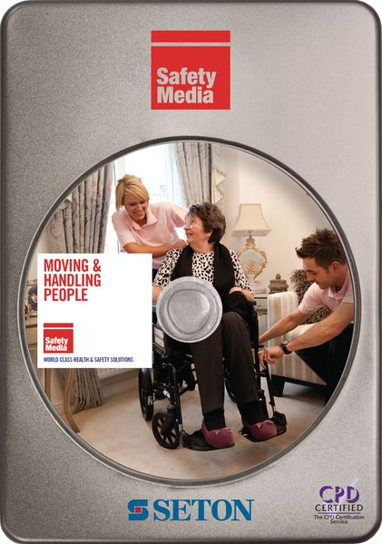 Moving and Handling People Training DVD