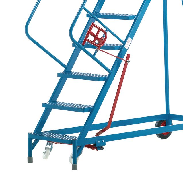 Heavy-Duty Safety Steps