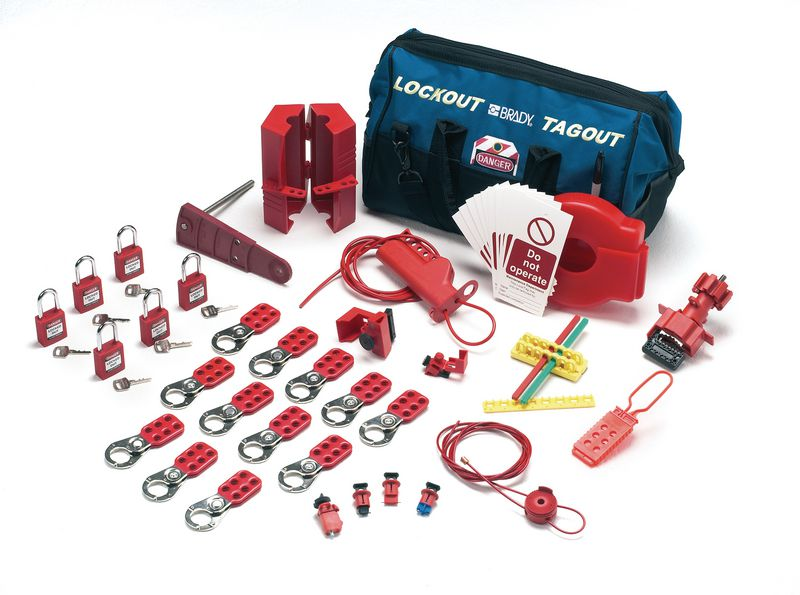 Brady Electrical & Valve Kit