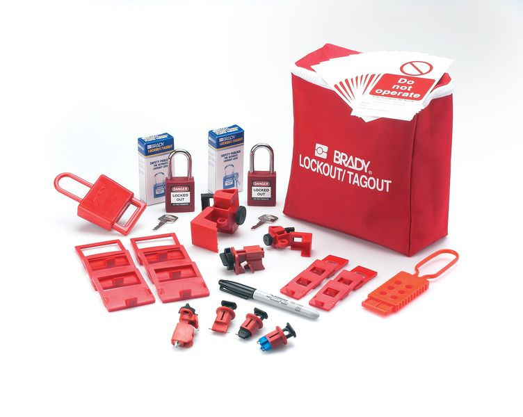 Brady Electrical Lockout Kit