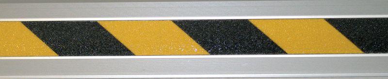 Aluminium Anti-Slip Stair Nosings