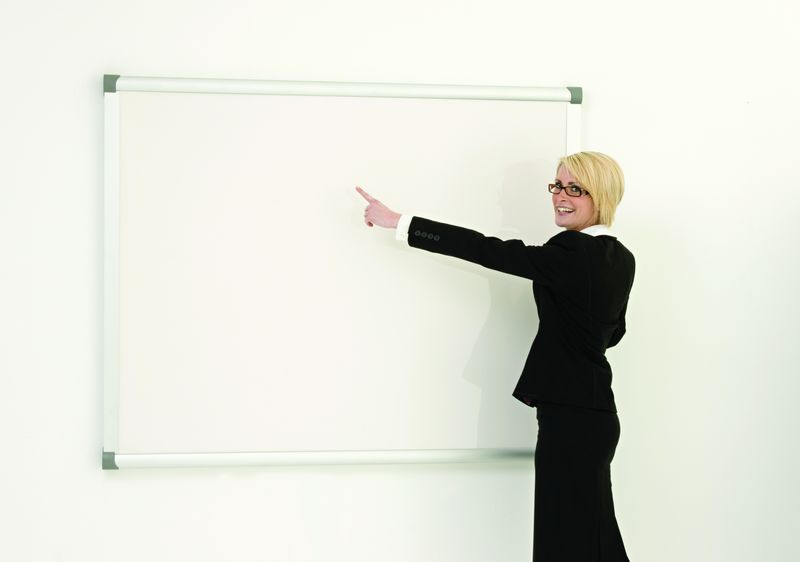 Matt Surface Projection White Boards