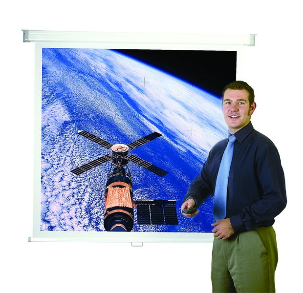 Wall Mounted Projector Screens