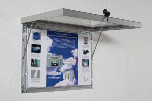 External Poster Frames