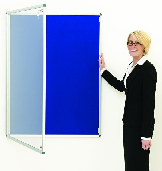 Tamper-Proof Fire Retardant Notice Boards