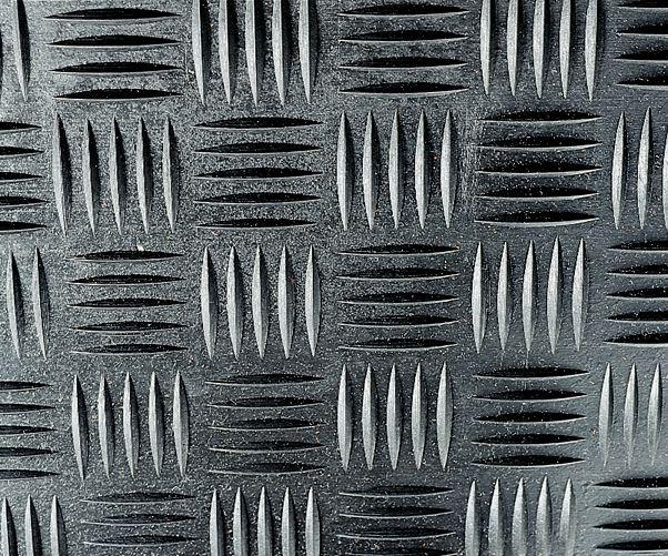 Anti-Slip Rubber Stair Treads - Self Adhesive