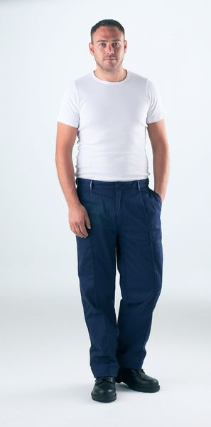 Polycotton Trousers