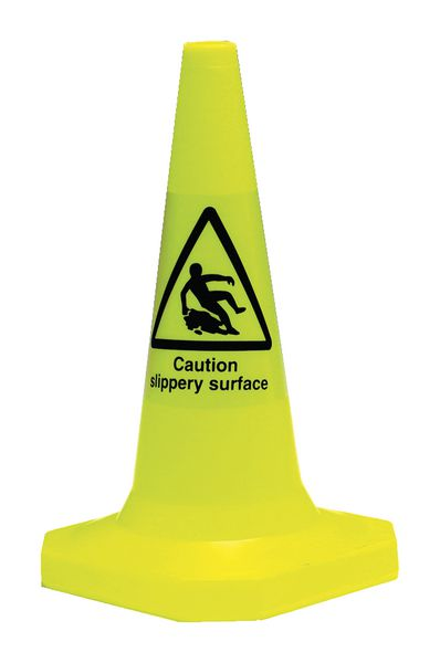 Pedestrian Warning Cones