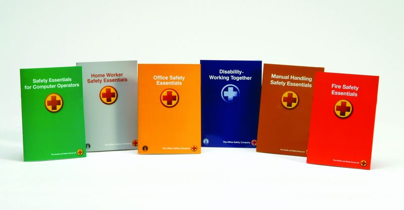 Health & Safety Training Booklets
