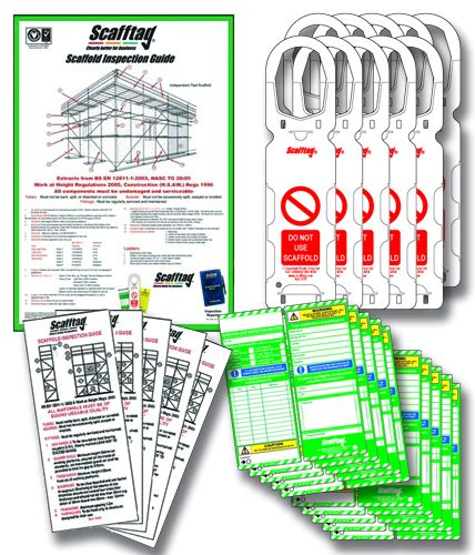 Scafftag® - SPECIAL OFFER