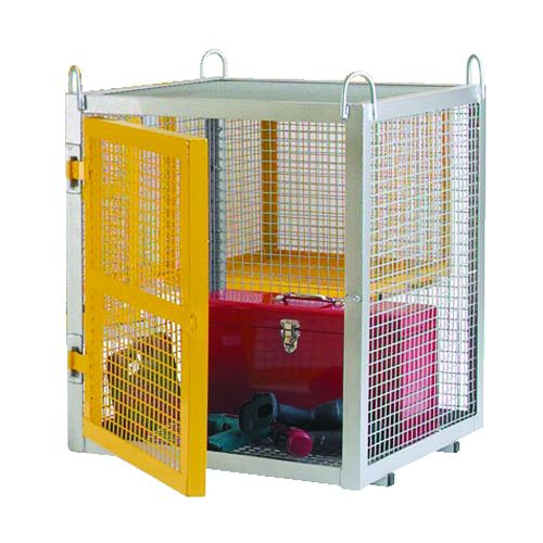 Security Cages - Static Enamel