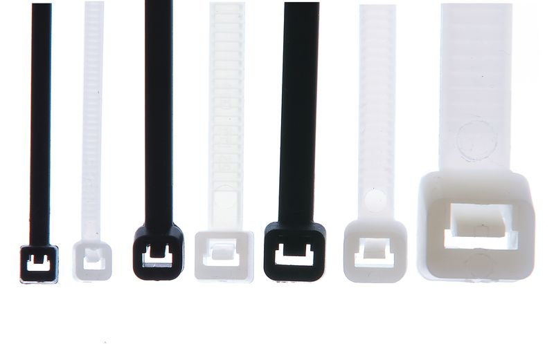 Industrial Heavy-Duty Cable Ties