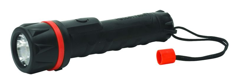 Heavy-Duty Rubber Torches