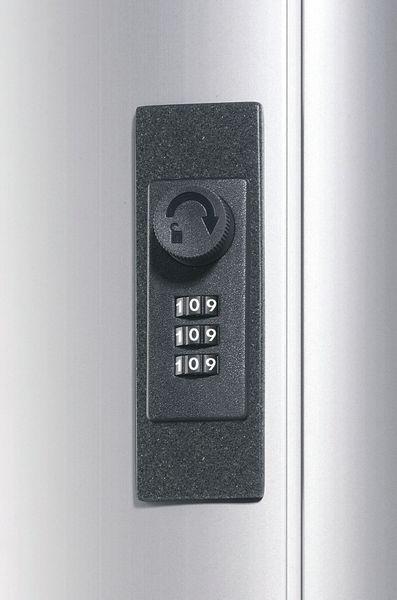 Executive Aluminium Key Cabinets with Combination Locks