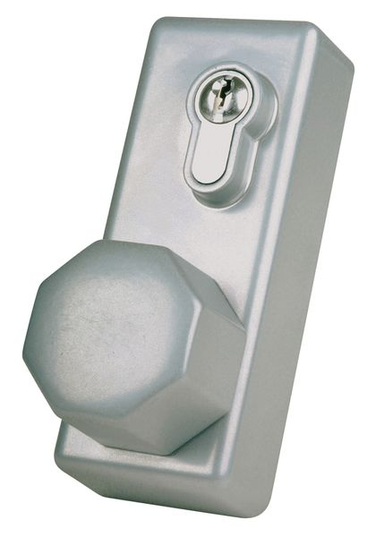 External Door Locking Attachment
