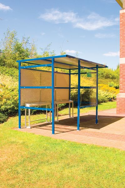 Traditional Smoking Shelters