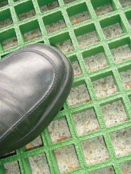 Slip Resistant Grating