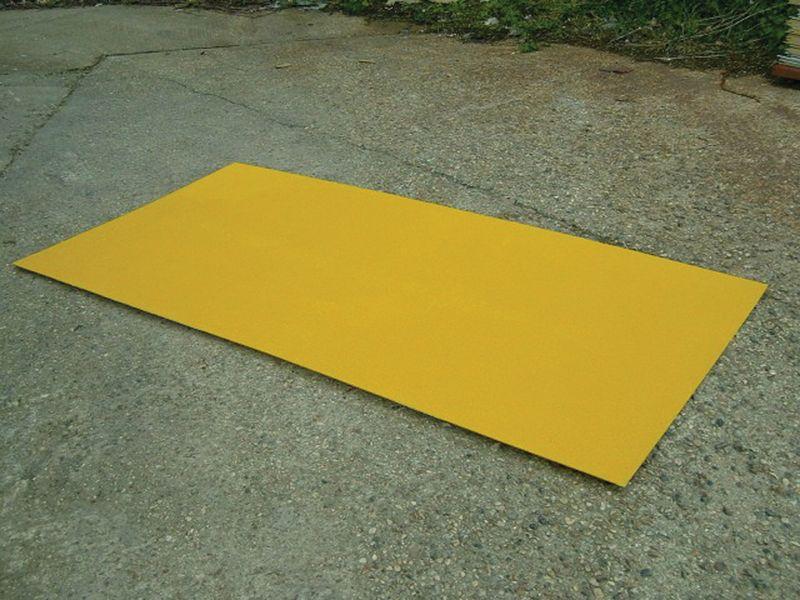 Flat Decking Sheets