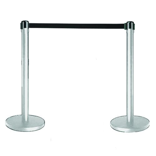 Tensabarrier® Barrier Stainless Steel Post/Webbing
