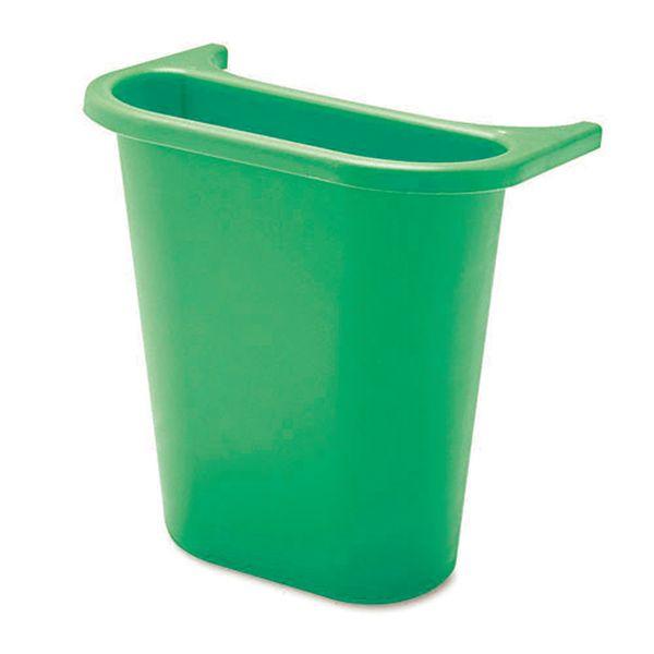 Rubbermaid® Soft Waste Rectangular Bin - Saddle Bin