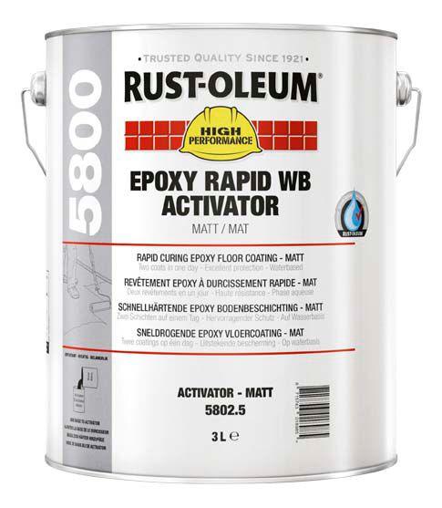 Epoxy Rapid WB Hardeners