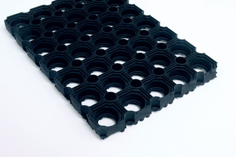 Ringmat Octagon Rubber Matting