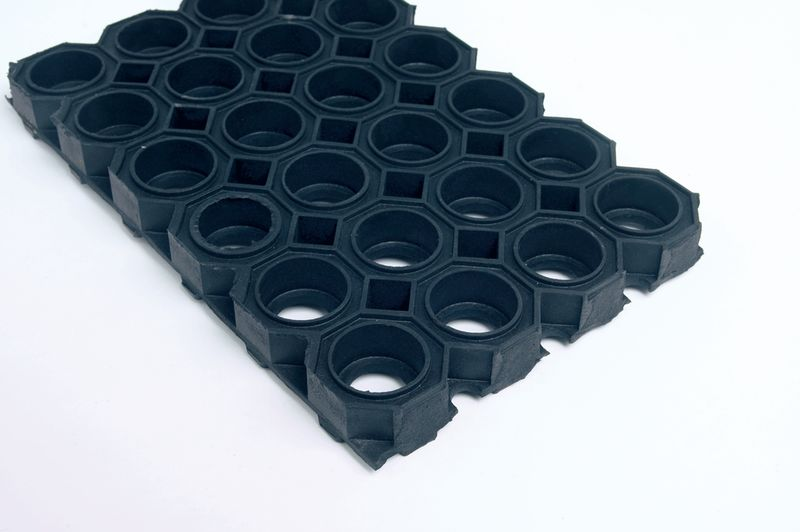 Ringmat Honeycomb Rubber Matting