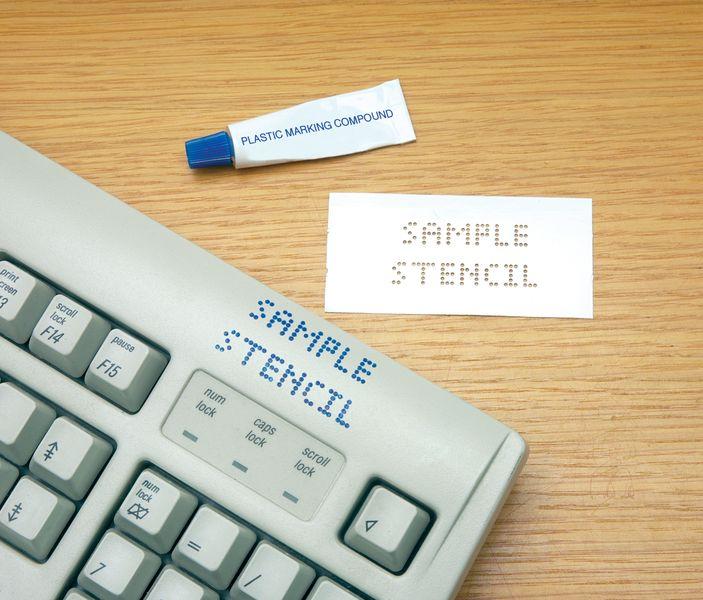 Compound For Setonmark Permanent Stencil Marking Kits