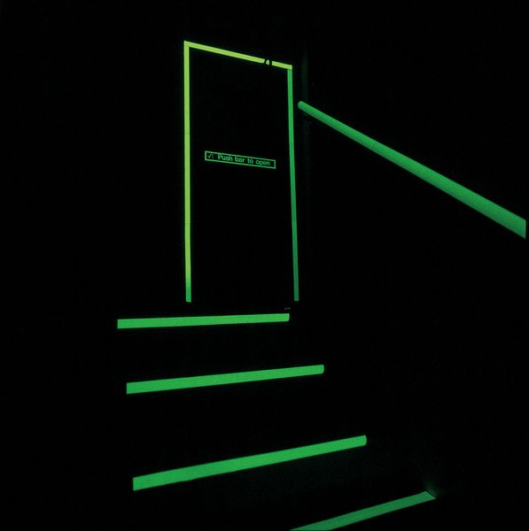 Nite-Glo Arrow Safety Tapes
