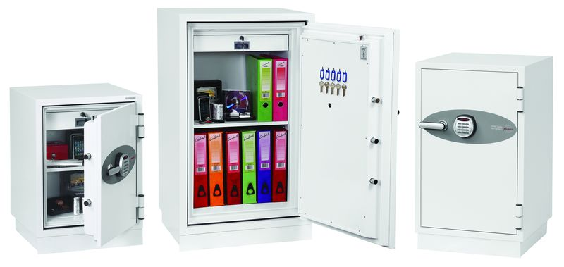 Fire Fighter II Safes