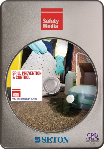Spill Prevention & Control DVD