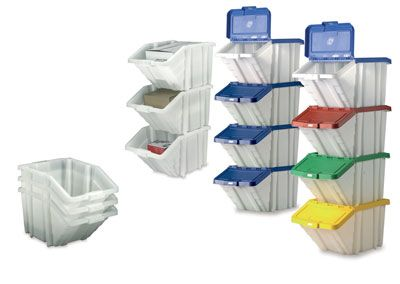 Multi-Functional Containers