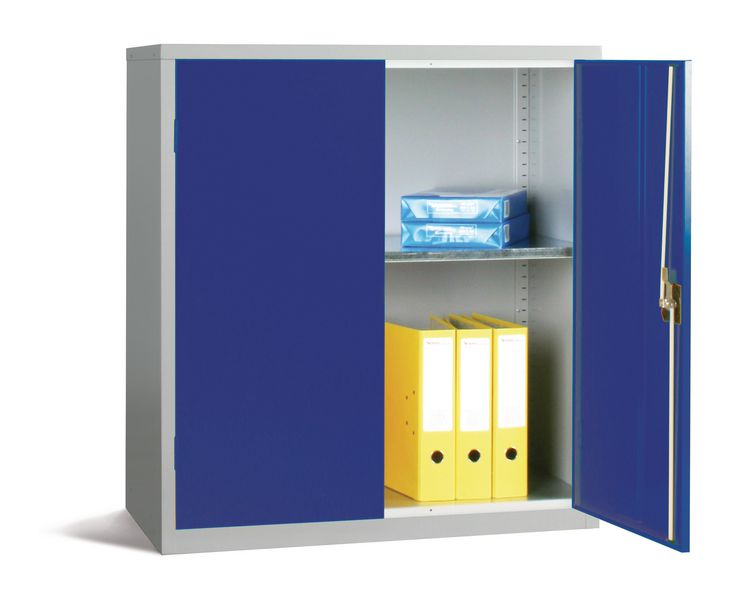 Workplace Storage Cupboards - 1000mm High