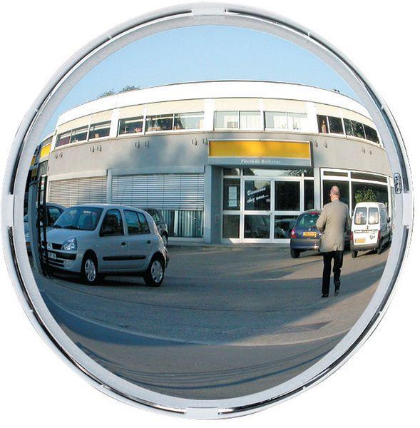 3 Directional Convex Traffic Mirrors