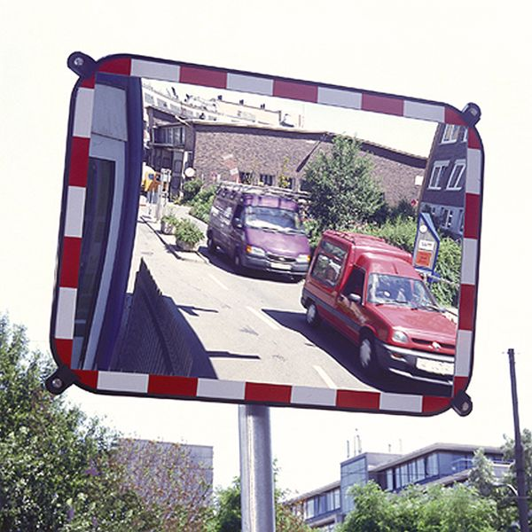 Compact Traffic Mirrors