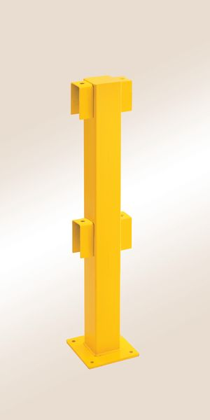 Impact Protection Railing System - Centre Post